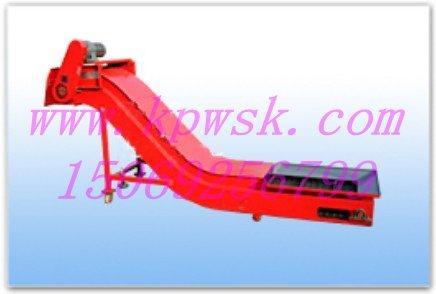 提升式链板排屑机