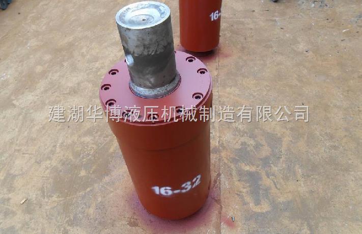 闸式剪板机油缸