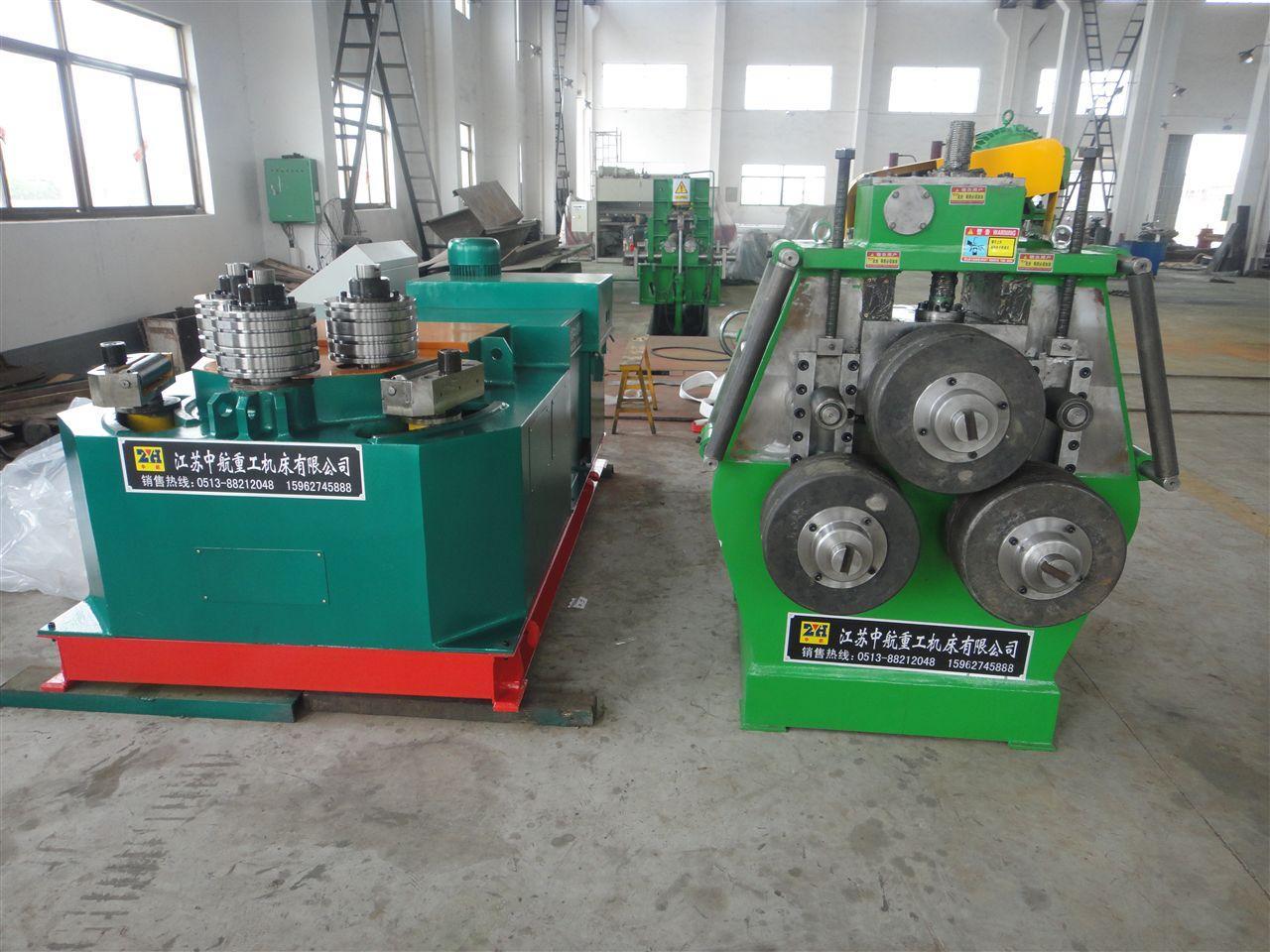机械型弯机-江苏中航重工机床有限公司; 半液压型弯机系列