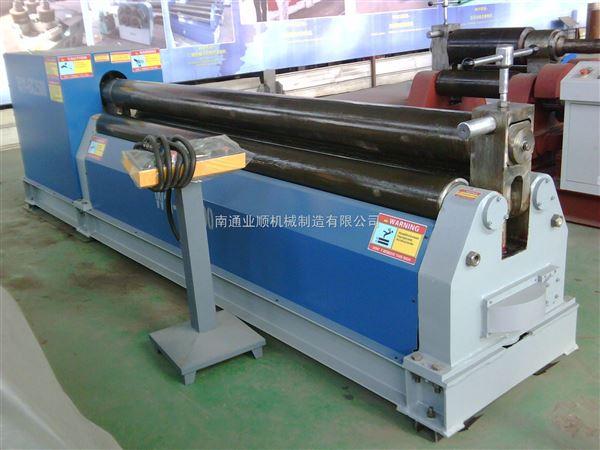 三辊机械对称式卷板机