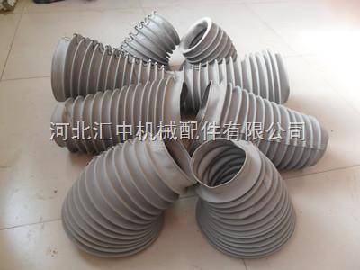汇中牌丝杠防护罩,圆形防护罩,压缩小/拉伸大质护罩