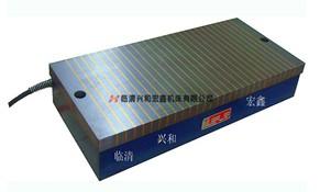 电磁吸盘X11 320*1000|矩形标准电磁吸盘