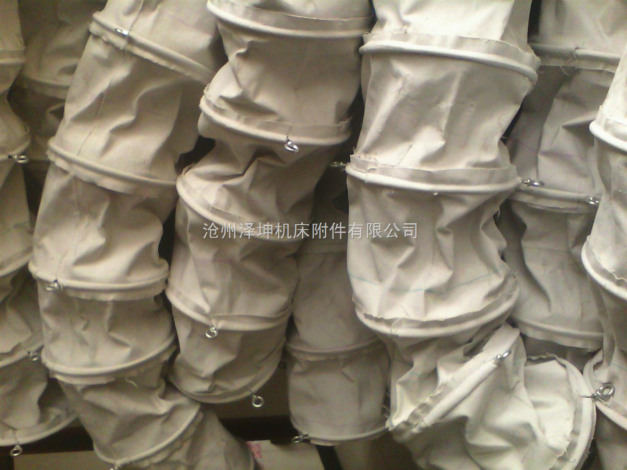 重庆600X4500水泥散装伸缩布袋
