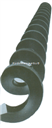 机床方钢式绞龙排屑杆,叶片式绞龙输送杆