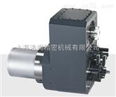 台湾罗森高精度卧式加工中心用齿轮主轴机头