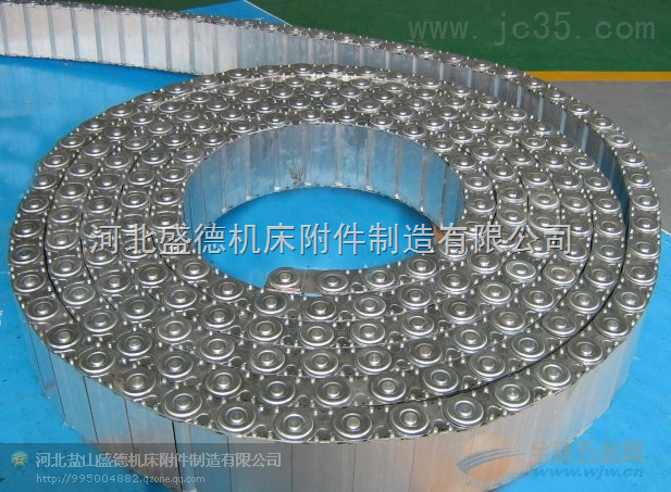 TL100钢铝拖链