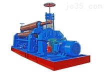 供应W11三辊对称式卷板机/机械式卷板机/三辊卷板机,属巨力