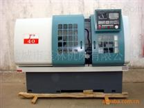 专业生产全新卧式T+40小型精密数控车床(凯恩帝100T系统)