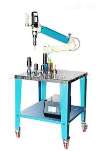 DI-H型电动垂直攻丝机M16 螺纹加工工具