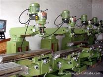 阳江卧式单面铣床 两年保修 精度高  品质保证