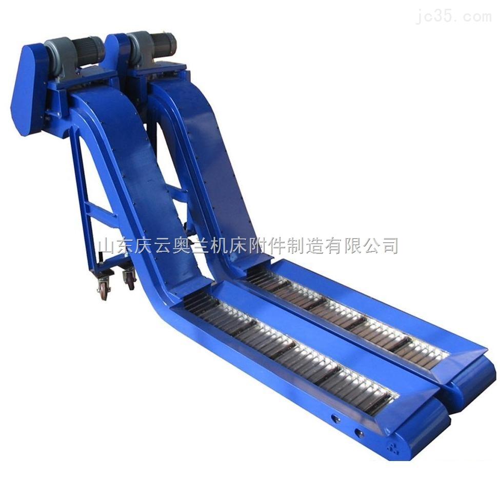 刮板式排屑机规格参数-机械