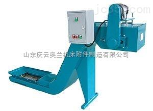 刮板式排屑机安装说明-机械