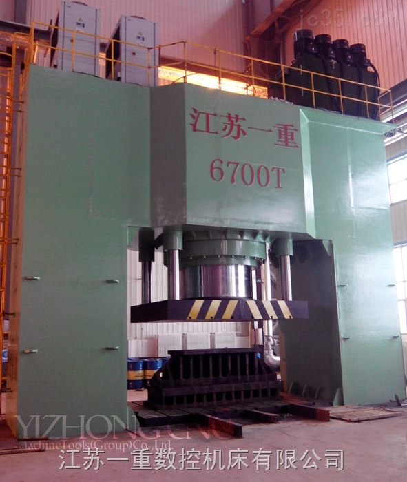 江苏一重 出售万吨油压机 四柱油压机 龙门式油压机