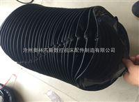 縫制拉鏈式絲杠防護罩
