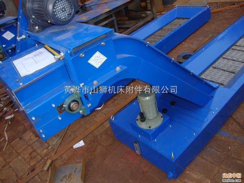 数控质钻床排屑机