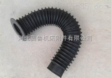 畅销优质开口式耐高温伸缩油缸防尘套