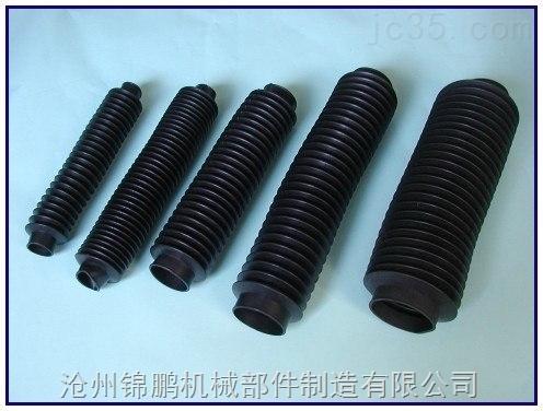 缝制式圆形防护罩应用广泛
