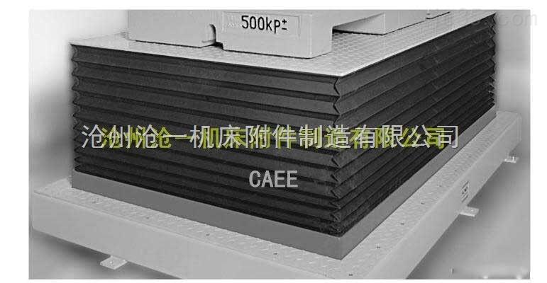 锯石机耐酸碱风琴式防尘罩生产商