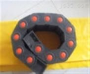 立式镗床线缆穿线塑料拖链   长距离运行工程塑料拖链