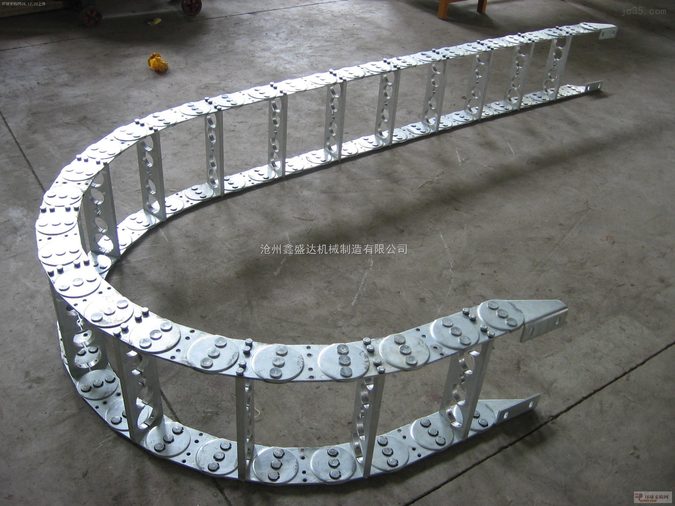 唐山市钢制拖链型号齐全