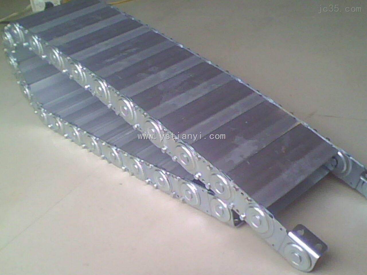 封闭式工程钢铝拖链