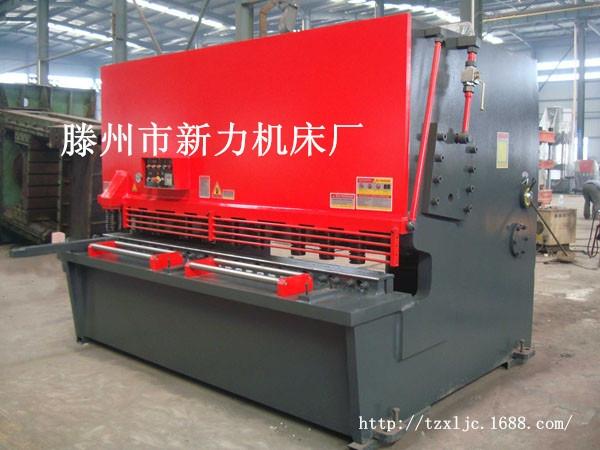 山东液压剪板机生产厂家 QC11Y系列剪板机
