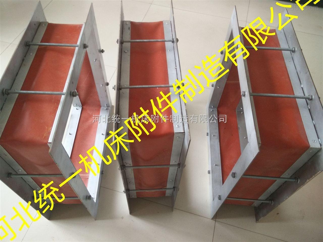 红色硅胶风机软连接所有规格一律1折出售