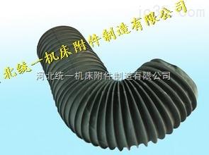 圆形帆布伸缩通风管厂家