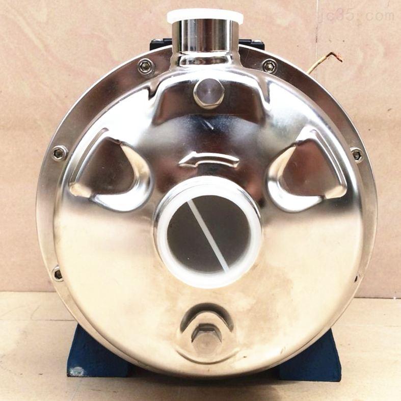 沃德高温200度不锈钢豆浆输送泵 食品卫生泵 管道增压