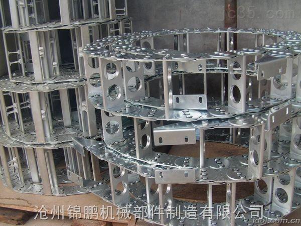 框架式钢制机床拖链