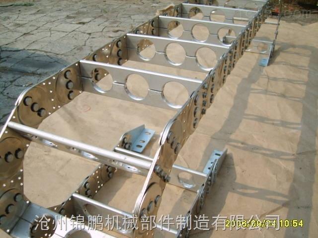 TL95钢制机床拖链价钱