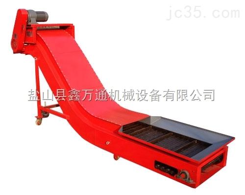 磁性式机床排屑装置