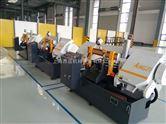 昂兹 NC-4232卧式数控双柱型带锯床