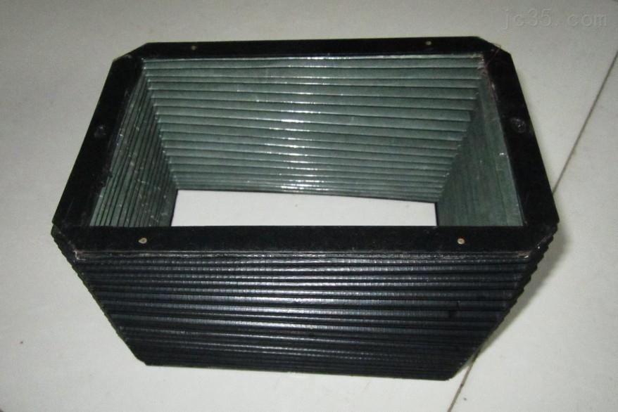 整体式伸缩高温升降平台风琴防护罩高性能