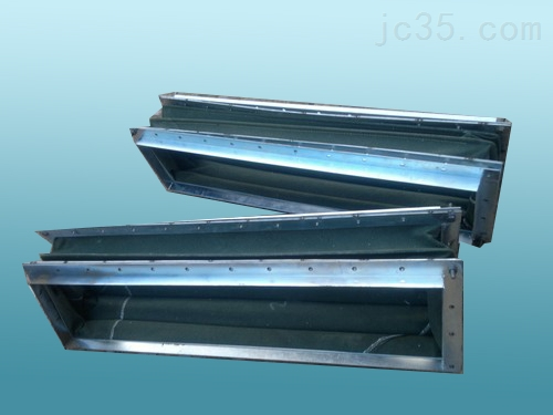 长方形除尘伸缩帆布软连接生产商