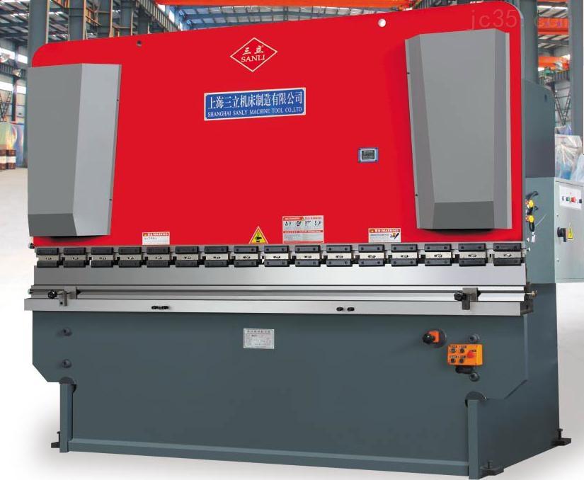 上海三立厂家直销液压机数显折弯机