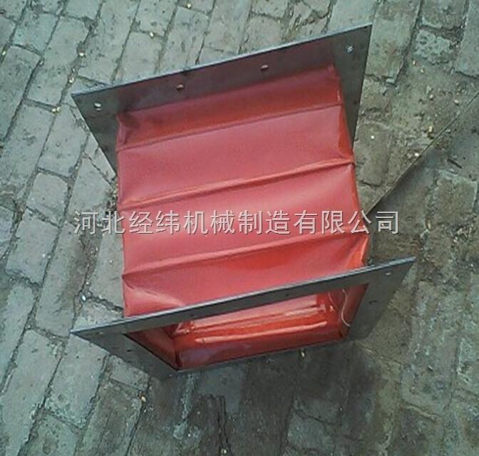 高温硅胶伸缩软连接 防火软连接高品质