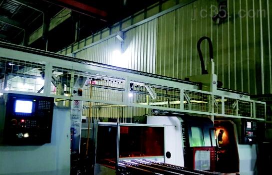 上海桁架机械手供应商