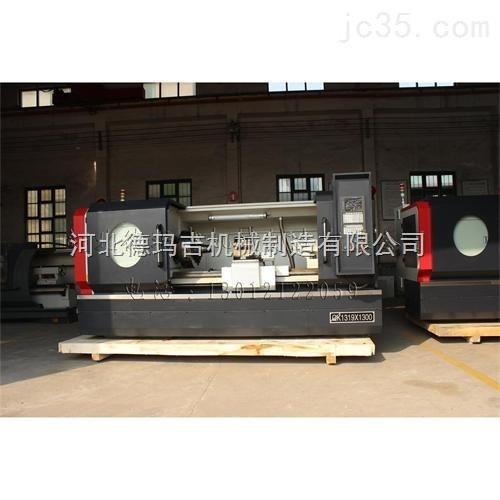 数控管子螺纹车床型号QK1319数控车床厂家21供应数控车床光机