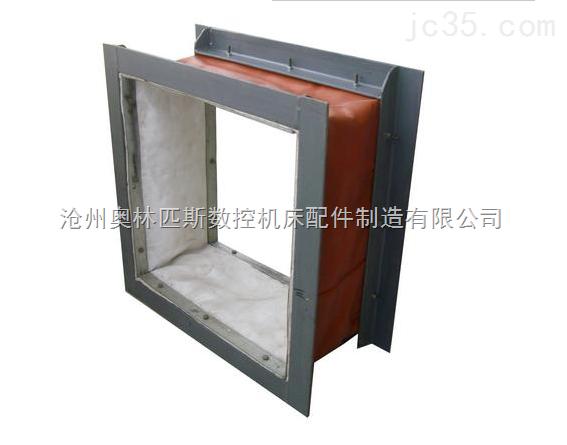 燃煤锅炉耐高温除尘软连接,防火耐磨