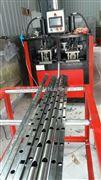 数控全自动不锈钢防盗网液压自动冲孔机