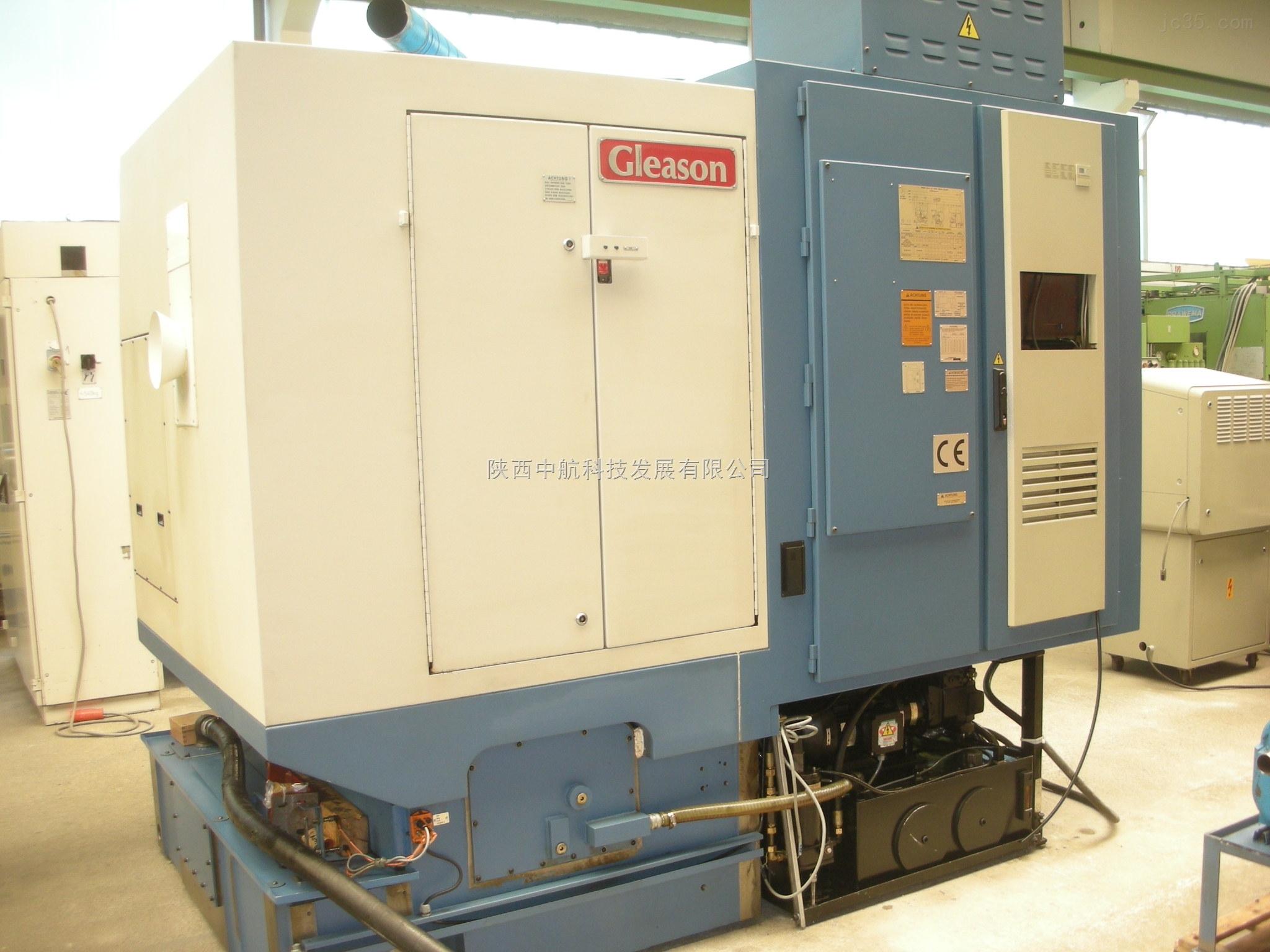 格里森凤凰HG200锥齿磨齿机、齿轮加工设备