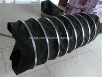 赤峰水泥厂订购耐磨帆布水泥散装伸缩布袋