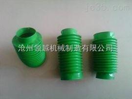 耐高温防尘伸缩活塞杆保护套 橡胶布伸缩防尘罩