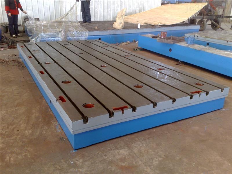 高质量机床铸件/床身铸件/机床床身工作台/高品质高效率