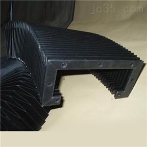 直供济南雕刻机风琴式导轨防护罩