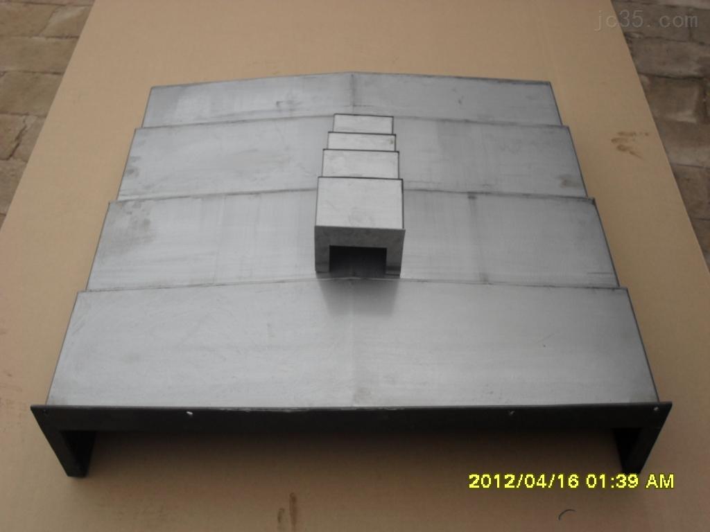 平面式导轨防护罩