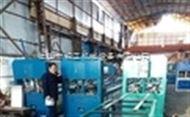 2016新型钢结构镀锌方管自动打孔机设备