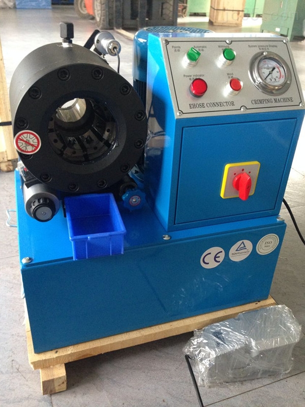 WZ-60型金属管专用缩管机
