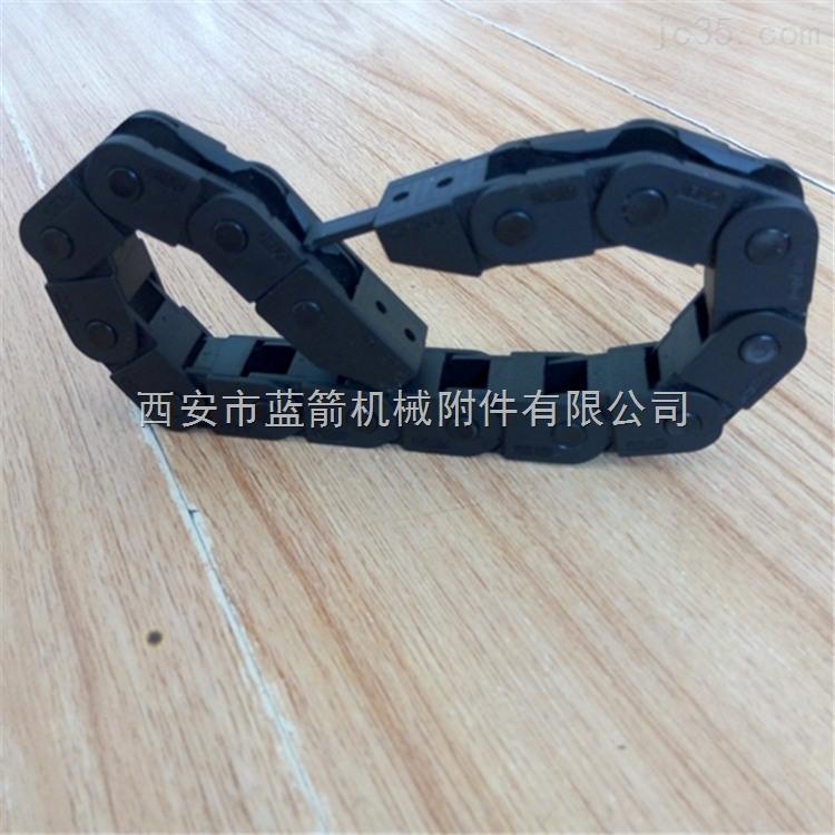 高柔性桥式塑料拖链